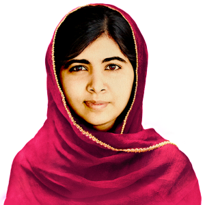 Malala is a powerful Saturnian individual in the world right now, and I do feel she deserves the Nobel Prize. She stood up to terrorists and was shot in the head and still somehow survived, talk about a strong Saturn. She works hard for women's education rights and education all over the world. Also, she first made her debut to most western audiences on one of the nights of Navratri, the 9 nights of the Goddess.